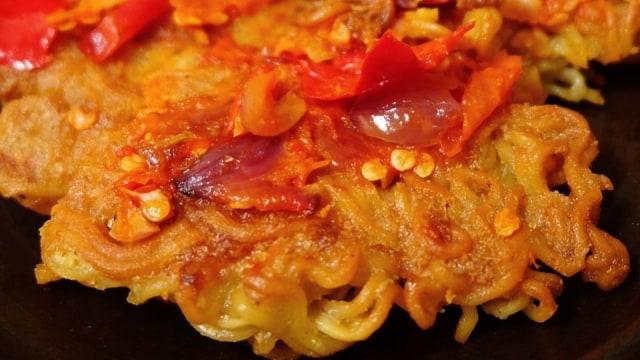 Resep Masakan: Indomie Beneran Digeprek ala Farida Nurhan (429790)