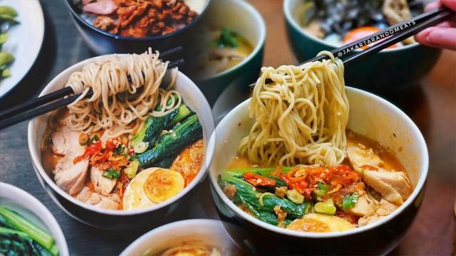Rekomendasi 4 Ramen Halal Dan Enak Di Jakarta Utara