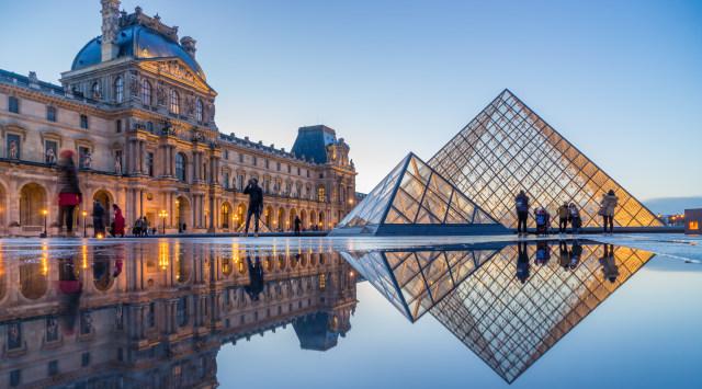 Dihantam Pandemi, Sepanjang 2020 Kunjungan Museum Louvre Paris Turun 72 Persen (393764)
