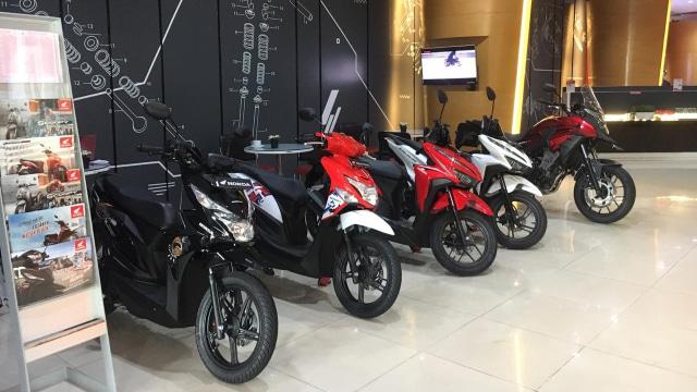 Perekonomian Menggeliat, Kredit Mobil-Motor Adira Tembus Rp 1,8 T April 2021 (1134908)