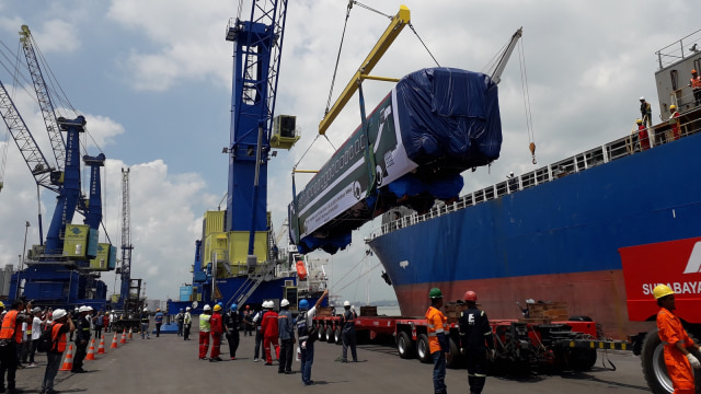 Juni 2019, INKA Mulai Ekspor Kereta ke Filipina (244814)
