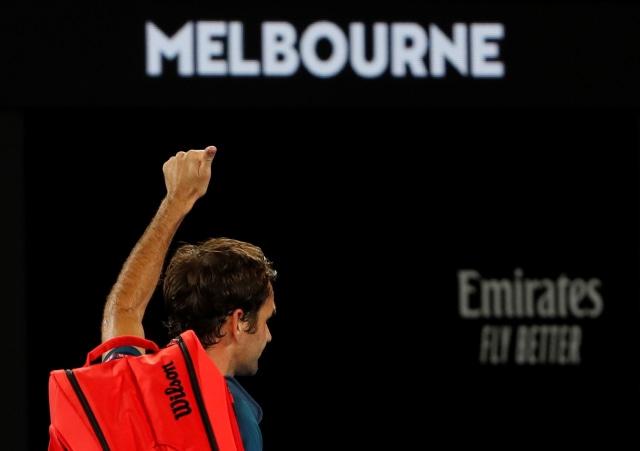Roger Federer BUKAN COVER!!!