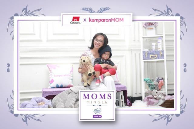 Serunya Playdate Bareng Kumparan Mom di Acara Moms Mingle with Cussons Baby SensiCare (1022)