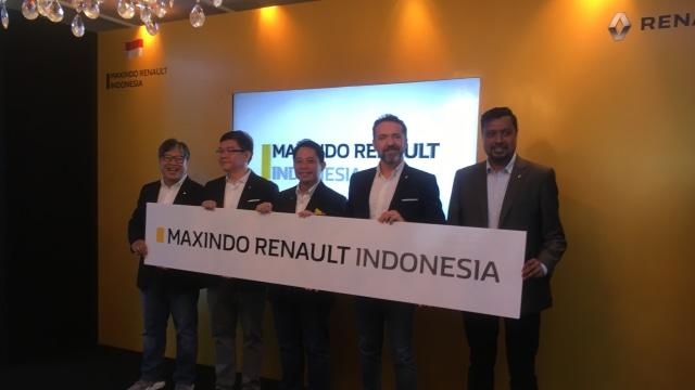Renault Indonesia Punya 2 Investor Baru, untuk Perluas Jaringan (33453)