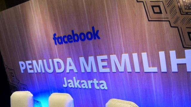 Facebook mendukung Pemilu di Indonesia