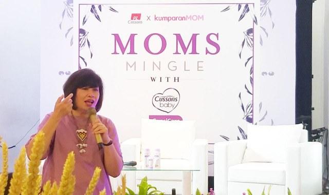 Serunya Playdate Bareng Kumparan Mom di Acara Moms Mingle with Cussons Baby SensiCare (269768)