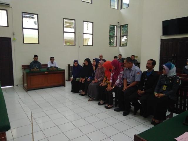 Oknum Kasek dan Caleg Golkar Banjarbaru Didakwa Pidana Pemilu (226148)