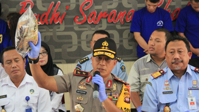 Kapolda Kalimantan Barat Irjen Didi Haryono, narkoba