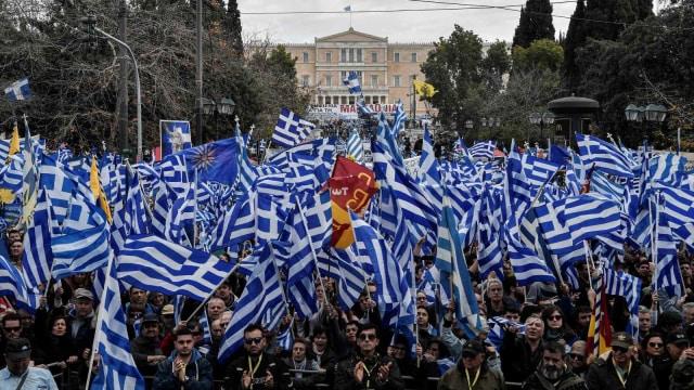 Yunani Setuju, Makedonia Resmi Berganti Nama  (58536)