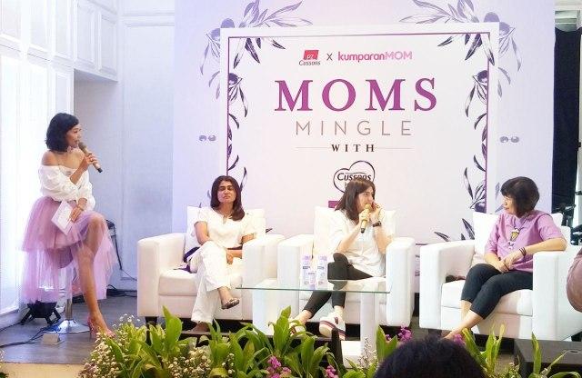 Serunya Playdate Bareng Kumparan Mom di Acara Moms Mingle with Cussons Baby SensiCare (269770)