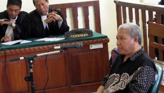Dirjen PAS Kaji Ulang Pemberian Remisi untuk Susrama (14140)