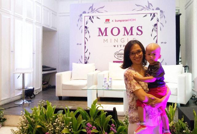 Serunya Playdate Bareng Kumparan Mom di Acara Moms Mingle with Cussons Baby SensiCare (269771)