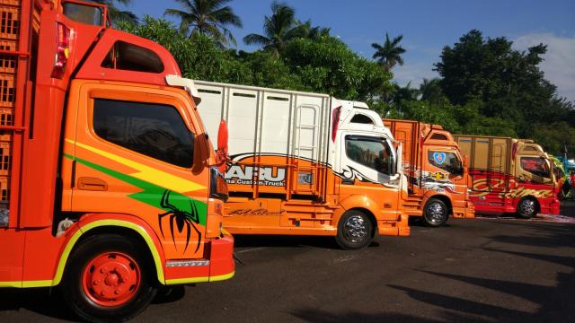 Ilustrasi truk