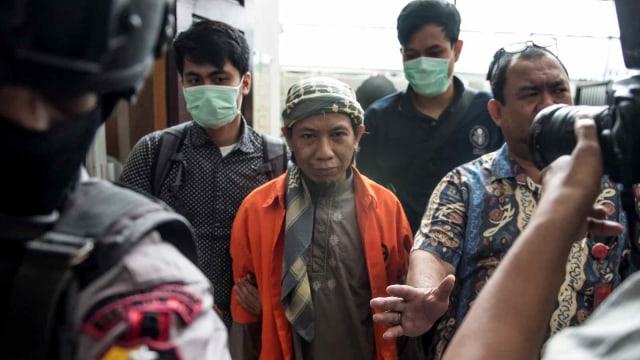 Jejak JAD di Indonesia: ISIS, Tebar Teror, hingga Serang Wiranto (124632)