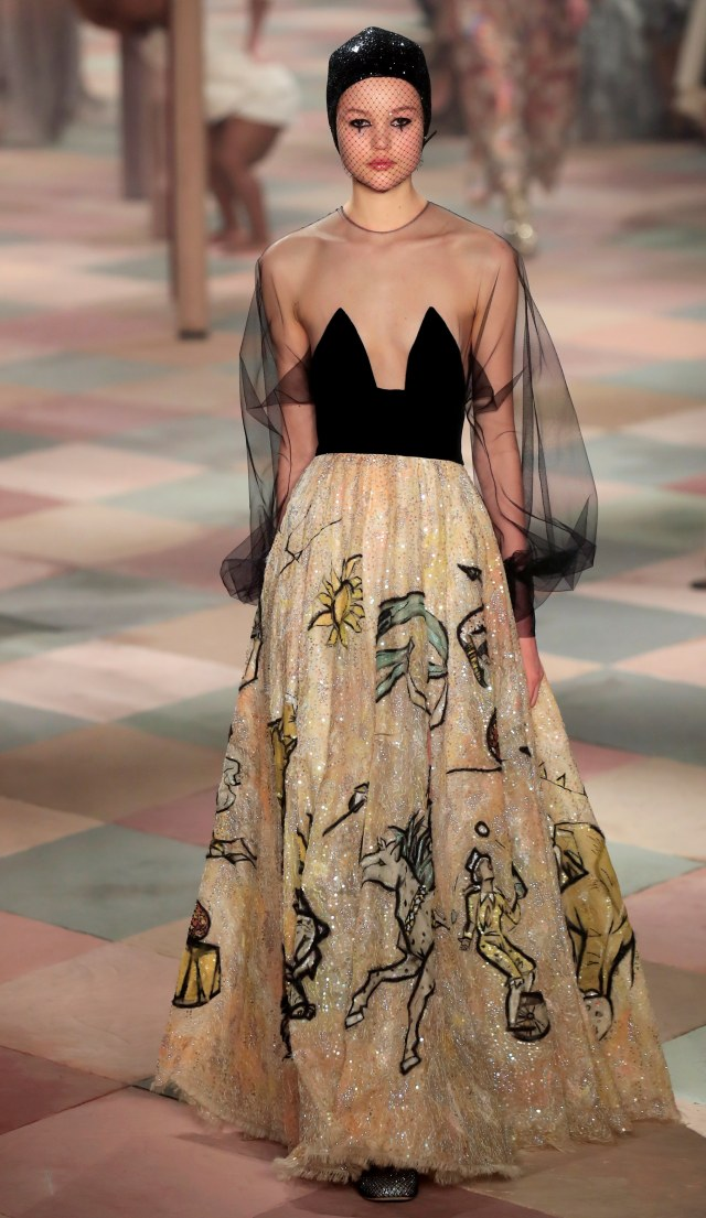 DIOR COUTURE SPRING 2019