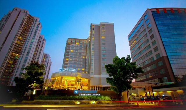 Wyndham Casablanca Menambah Satu Deretan Hotel Bintang 5 Di Jakarta Kumparan Com