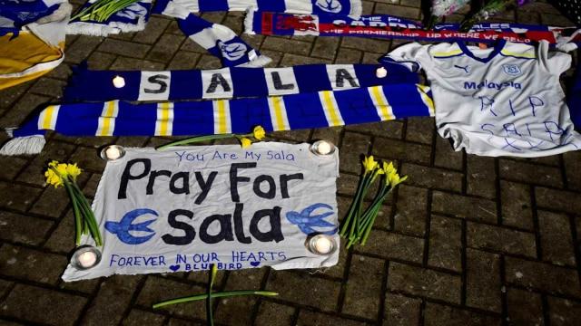 Emiliano Sala, Cardiff, SC Nantes