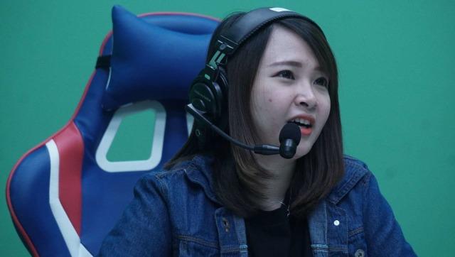 KONTEN SPESIAL GAMERS WANITA, Monica Mariska, Momo Chan, eSports Indonesia, caster