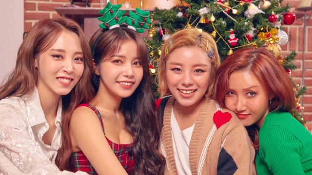 5 Pesona Mamamoo, Salah Satu Girlband K-Pop dengan Vokal Terbaik (15635)