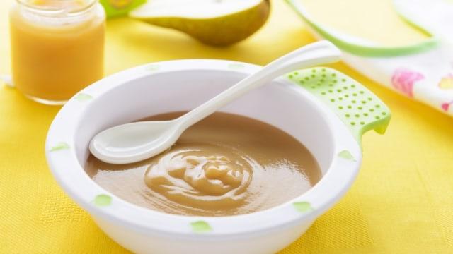 10 Syarat Beri Makanan Padat Pada Bayi Usia 6 Bulan Kumparan Com