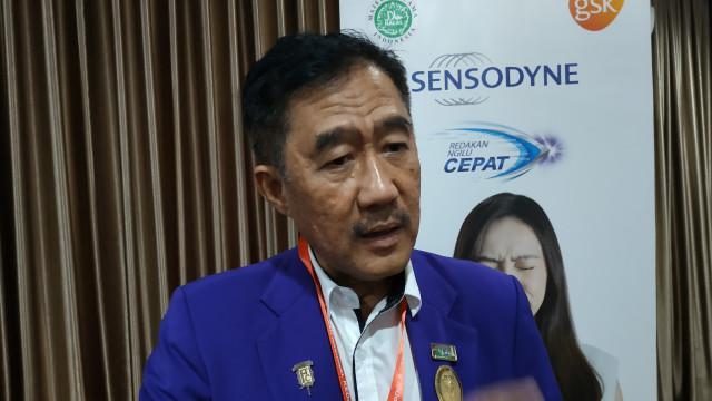 Dr. drg. RM Sri Hananto Seno MM SpBM.