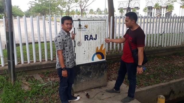Central Box Telkom Dicuri, Jaringan Telepon di Pontianak Terganggu (146675)