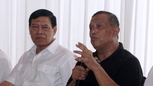Petisi Pilpres Netral Jujur dan Adil, Djoko Santoso, Forum Peduli Netralitas dan Profesionlaitas TNI, Polri, dan ASN