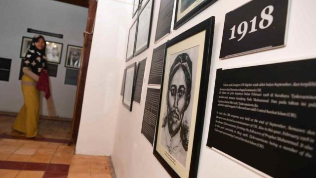 Museum HOS Tjokroaminoto, Surabaya