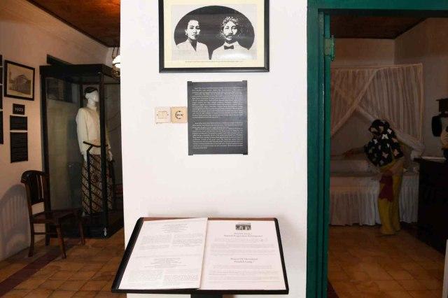 Foto:  Melihat Isi Museum Tokoh Sarekat Islam di Surabaya (3)