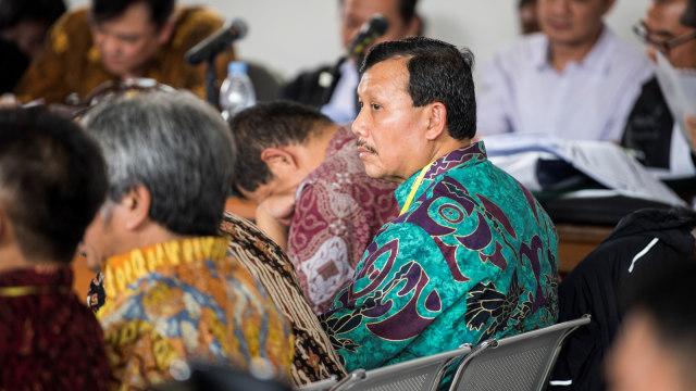 Sekretaris Daerah (Sekda) Pemerintah Provinsi Jawa Barat Iwa Karniwa, kasus suap proyek Meikarta,Pengadilan Negeri Klas 1A Khusus Bandung