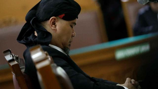 Ahmad Dhani, Pengadilan Negeri Jakarta Selatan