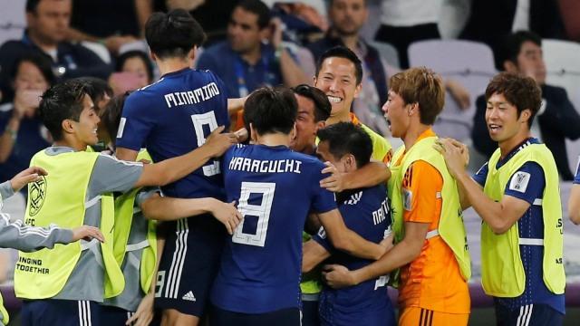 Menang Telak Lawan Iran, Jepang Melenggang ke Final Piala Asia (478851)
