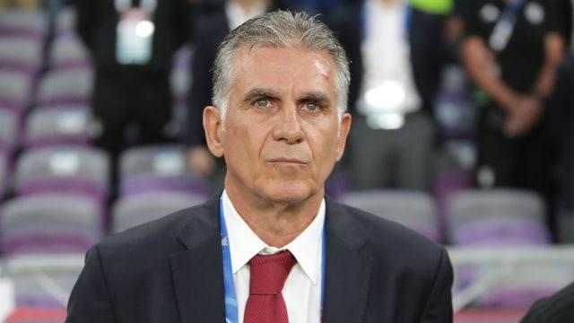 Carlos Queiroz Mundur Usai Iran Tersingkir dari Piala Asia (76854)