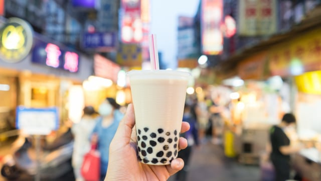 Resep Bubble Tea