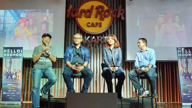 Tiket Fan Meeting Mamamoo di Jakarta Dijual Mulai Rp 1 Juta (5880)