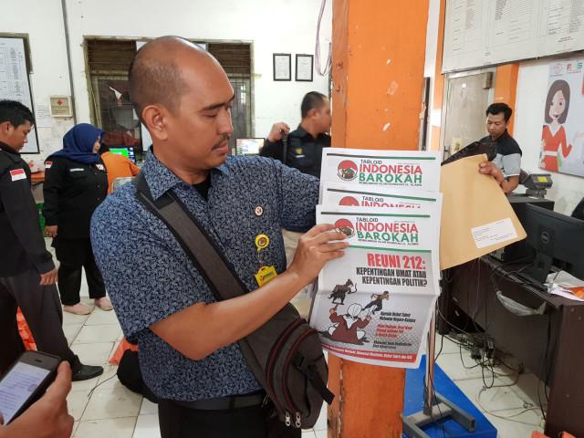 TKD Jokowi Minta Polisi Usut Penggagas Tabloid Indonesia Barokah (181663)