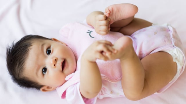 Ciri-ciri Bayi Baru Lahir Sehat  (30600)
