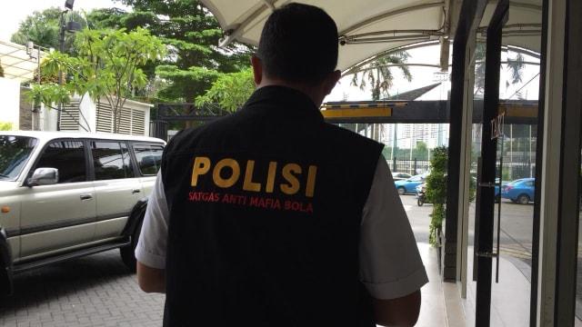 Satgas Anti Mafia Bola, PSSI