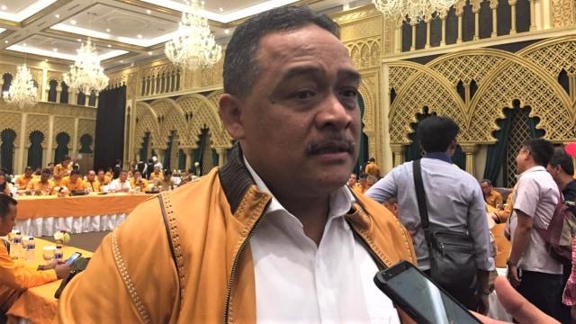 Benny ketua DPP bid organisasi Hanura