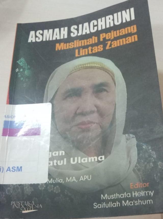 Asmah Sjachruni (NOT COVER)