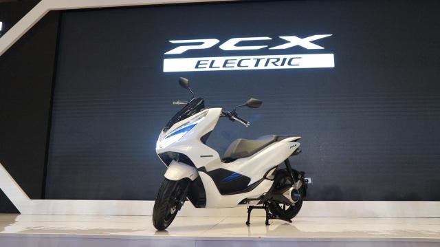 Honda PCX Listrik