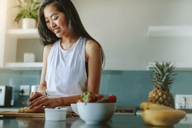 com-Pola makan sehat.