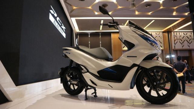 Mirip Yamaha NMax, Ini Motor Listrik MBI yang Akan Dijual di Indonesia   (244681)