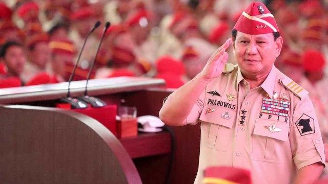 Purnawirawan TNI/Polri Temui Prabowo di Hambalang