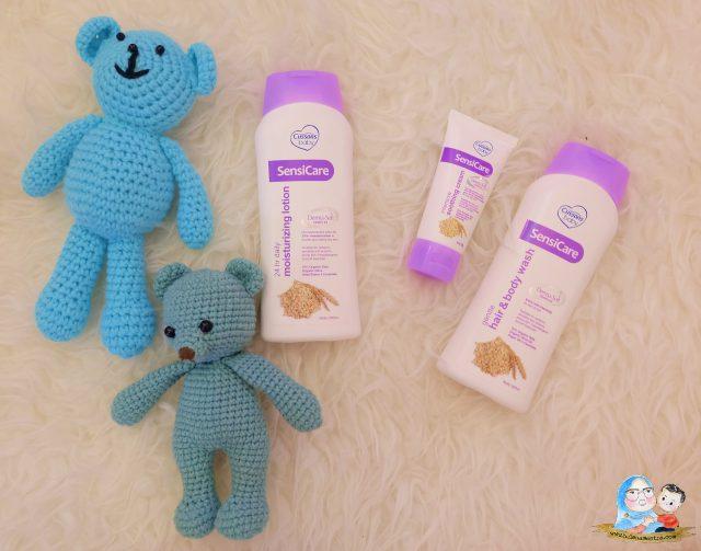 Tips Memilih Perawatan Kulit Sensitif Bayi (326745)