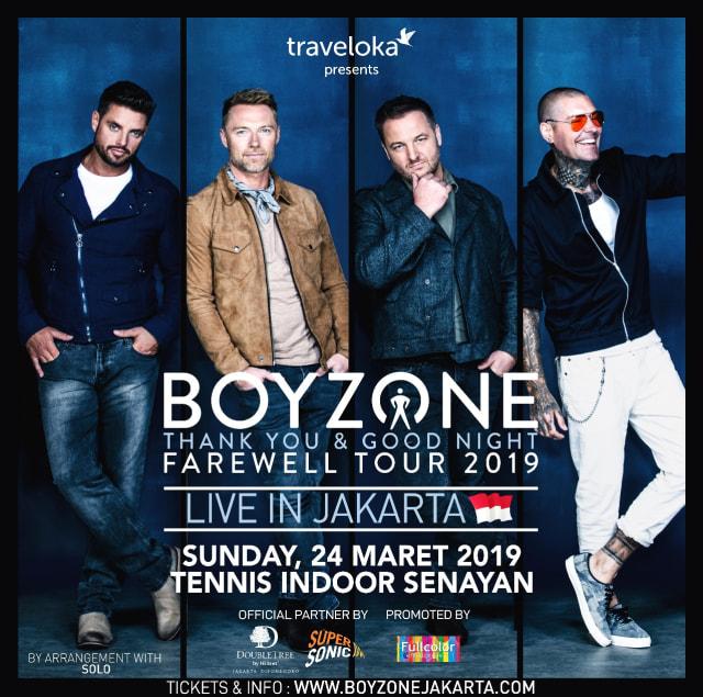 Alasan Isyana Sarasvati Dipilih Jadi Pembuka Konser Boyzone di Jakarta (114477)