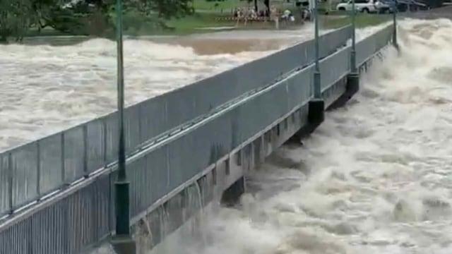 Foto: Banjir Sekali Dalam Seabad Genangi Wilayah Queensland, Australia (632729)