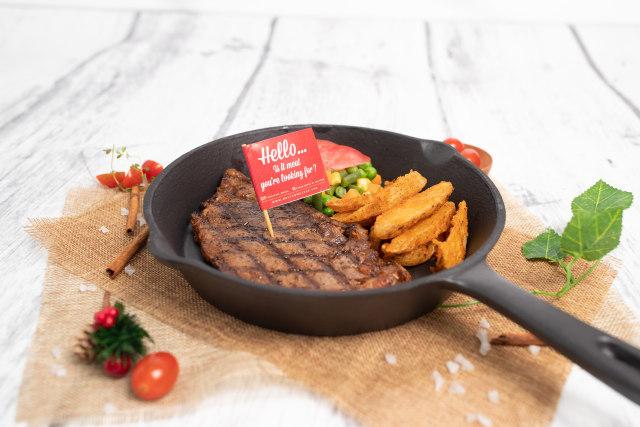 Steak Hotel by HOLYCOW! Sajikan Wagyu di Bawah Rp 200 ribu (292601)