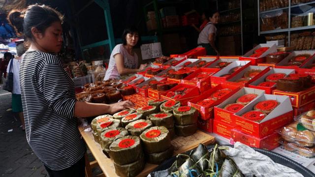 5 Makanan Khas Cap Go Meh Selain Lontong (86082)