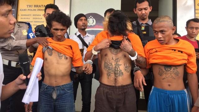 Polisi Akan Bawa Pelaku Pembunuhan Anak Punk Ciputat ke Psikolog (26180)